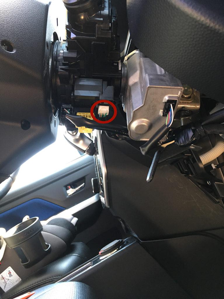 【実践】車速連動オートドアロックの取り付け方法7