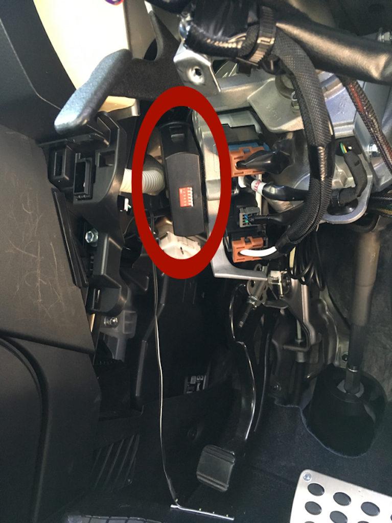 【実践】車速連動オートドアロックの取り付け方法8
