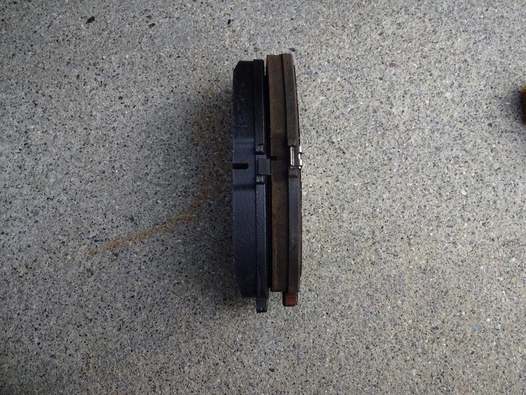 ブレーキパッドの交換方法6